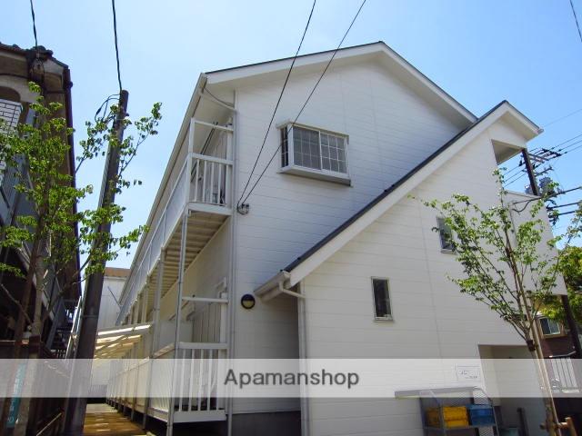東京都江戸川区、西葛西駅徒歩29分の築24年 2階建の賃貸アパート