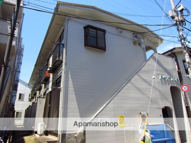 東京都江戸川区、西葛西駅徒歩16分の築31年 2階建の賃貸アパート