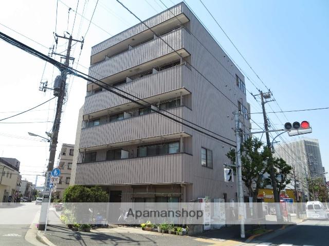 東京都江戸川区、西葛西駅徒歩12分の築27年 5階建の賃貸マンション