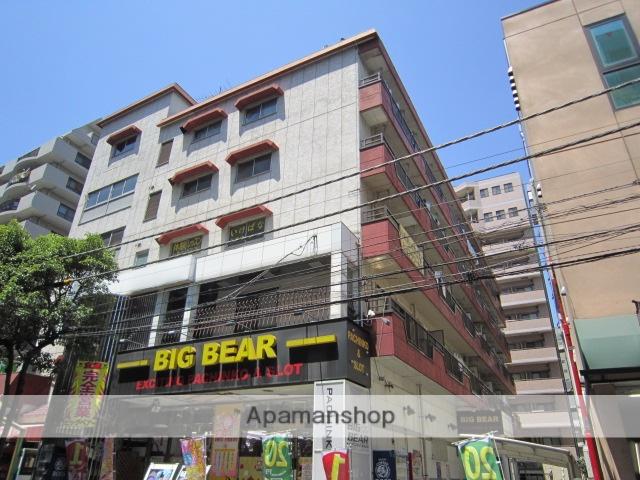 東京都江戸川区、西葛西駅徒歩2分の築37年 5階建の賃貸マンション
