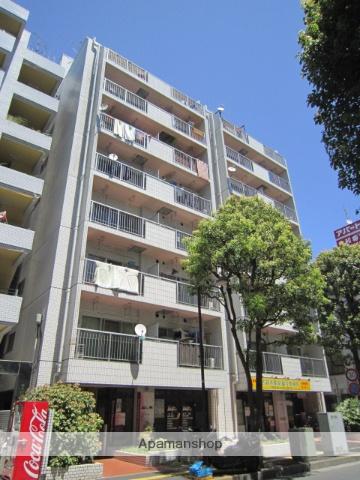 東京都江戸川区、西葛西駅徒歩3分の築31年 8階建の賃貸マンション