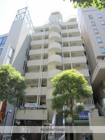 東京都江戸川区、西葛西駅徒歩2分の築30年 9階建の賃貸マンション