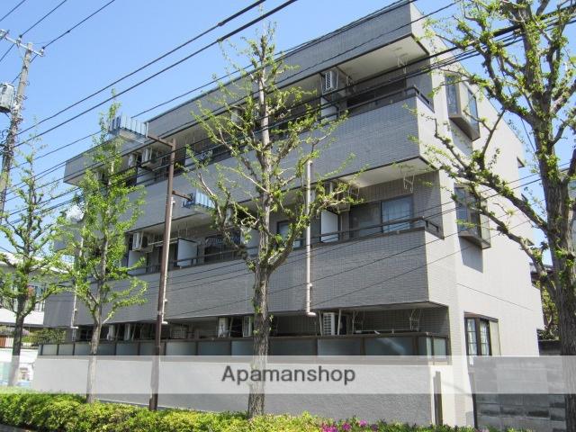 東京都江戸川区、西葛西駅徒歩20分の築23年 3階建の賃貸マンション