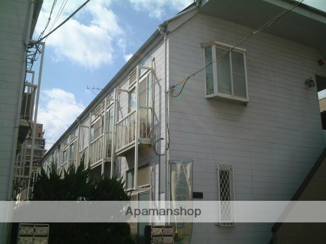 東京都江戸川区、西葛西駅徒歩6分の築30年 2階建の賃貸アパート