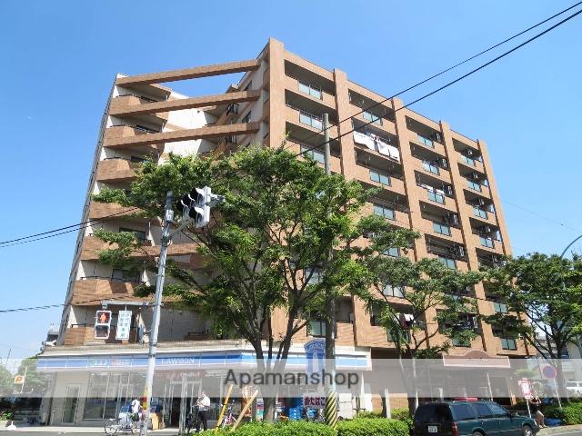 東京都江戸川区、西葛西駅徒歩30分の築15年 8階建の賃貸マンション
