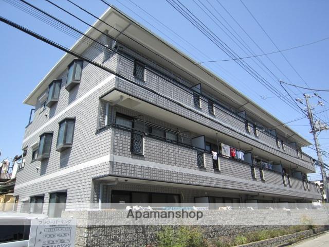 東京都江戸川区、葛西臨海公園駅徒歩20分の築21年 3階建の賃貸マンション