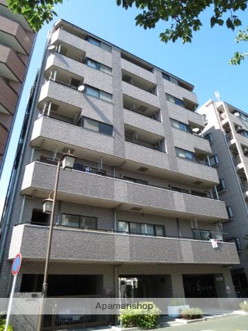 東京都江戸川区、西葛西駅徒歩23分の築18年 7階建の賃貸マンション