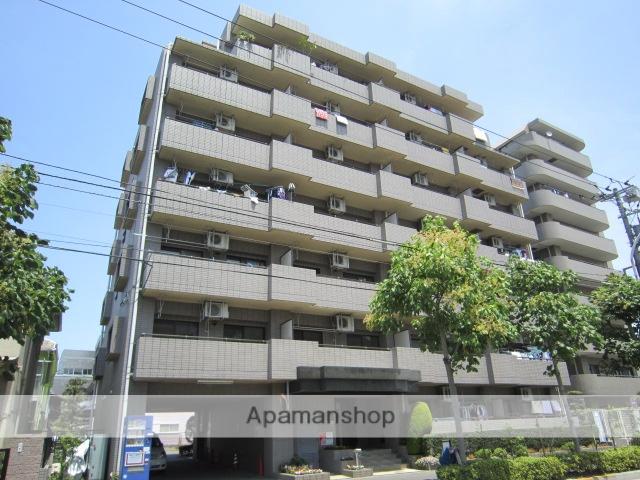 東京都江戸川区、葛西駅徒歩14分の築21年 7階建の賃貸マンション