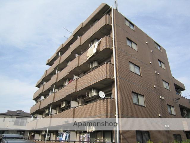 東京都江戸川区、葛西駅徒歩10分の築22年 5階建の賃貸マンション