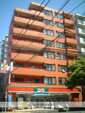 東京都江戸川区、西葛西駅徒歩4分の築27年 8階建の賃貸マンション