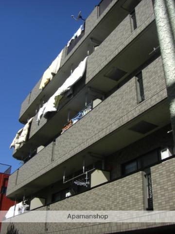 東京都江戸川区、西葛西駅徒歩7分の築20年 6階建の賃貸マンション