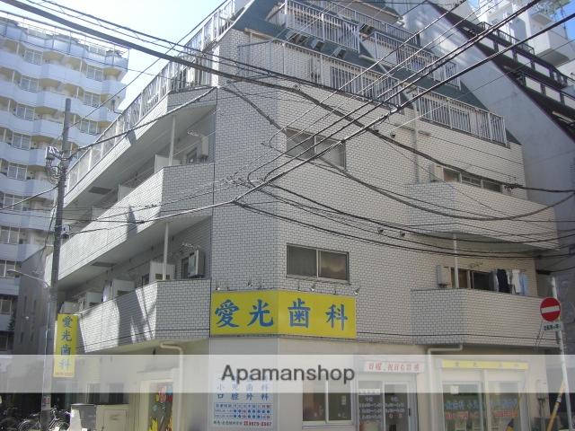 東京都江戸川区、西葛西駅徒歩3分の築29年 6階建の賃貸マンション