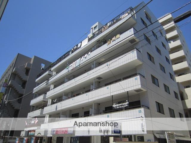東京都江戸川区、西葛西駅徒歩2分の築29年 8階建の賃貸マンション