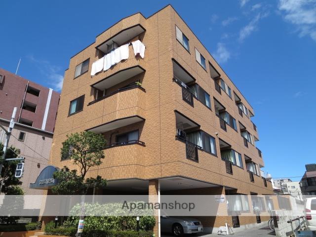東京都江戸川区、西葛西駅徒歩10分の築24年 4階建の賃貸マンション
