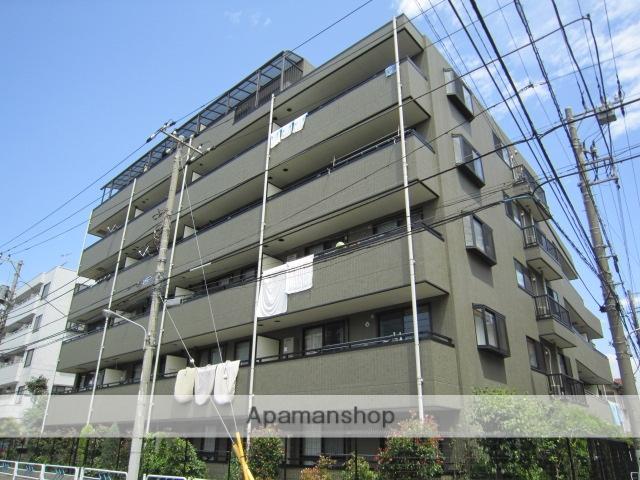 東京都江戸川区、西葛西駅徒歩31分の築12年 6階建の賃貸マンション