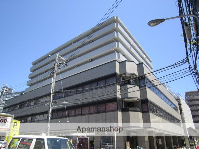 東京都江戸川区、西葛西駅徒歩3分の築24年 9階建の賃貸マンション