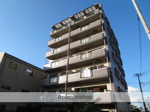 東京都江戸川区、西葛西駅徒歩20分の築15年 8階建の賃貸マンション