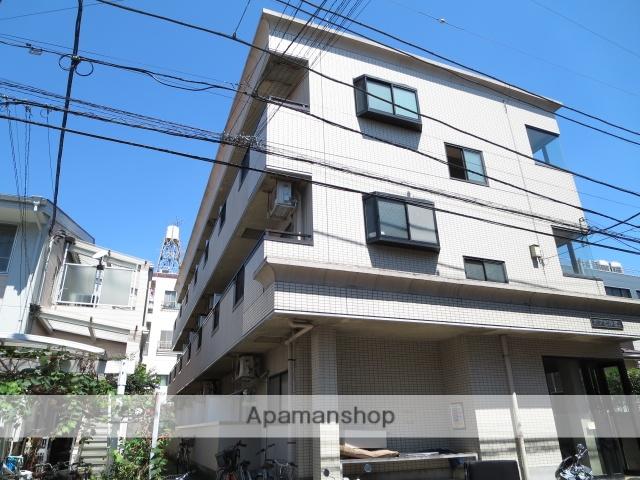 東京都江戸川区、西葛西駅徒歩18分の築24年 3階建の賃貸マンション