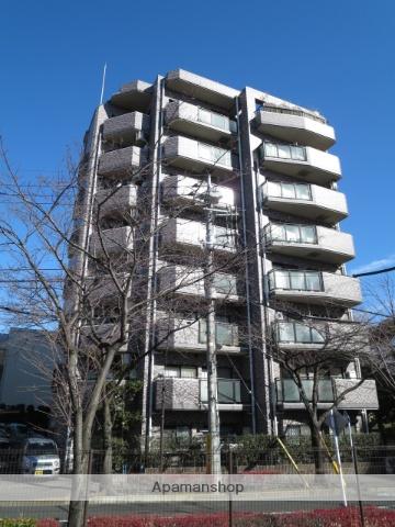 東京都江戸川区、西葛西駅徒歩19分の築17年 8階建の賃貸マンション