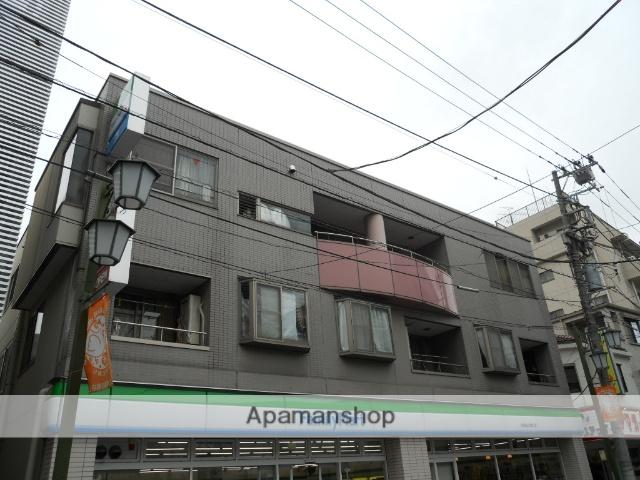 東京都大田区、千鳥町駅徒歩12分の築23年 3階建の賃貸マンション