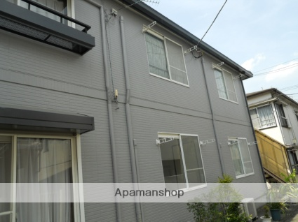 東京都大田区、千鳥町駅徒歩11分の築21年 2階建の賃貸アパート