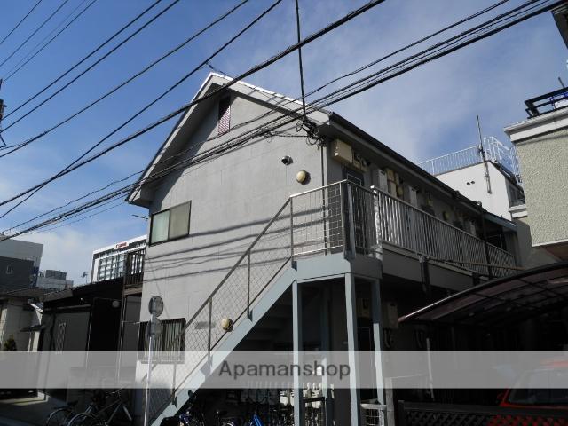 東京都大田区、千鳥町駅徒歩14分の築27年 2階建の賃貸アパート