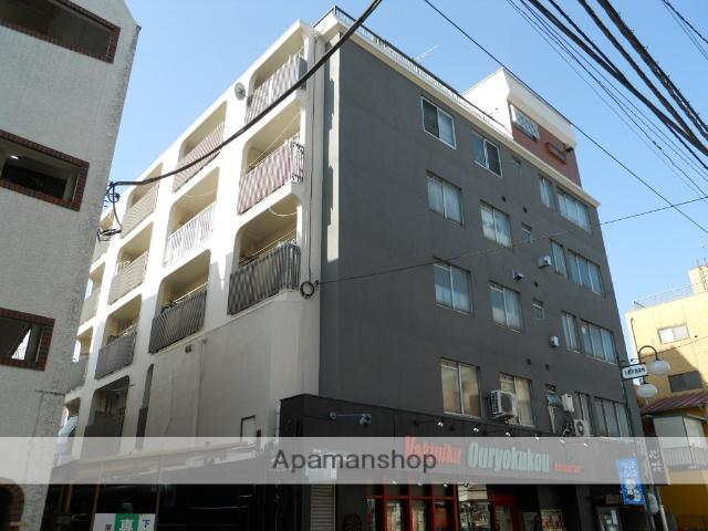 東京都大田区、千鳥町駅徒歩9分の築46年 6階建の賃貸マンション