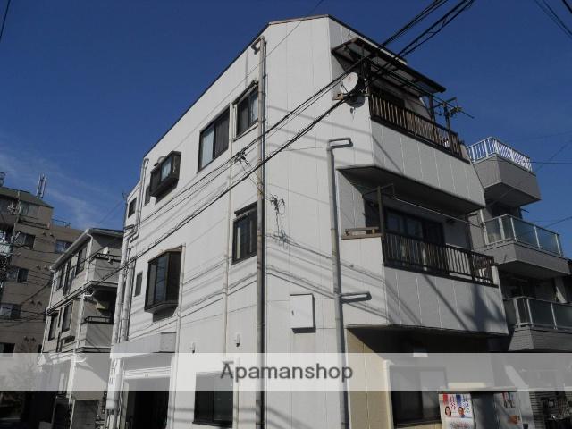 東京都大田区、千鳥町駅徒歩14分の築25年 3階建の賃貸マンション