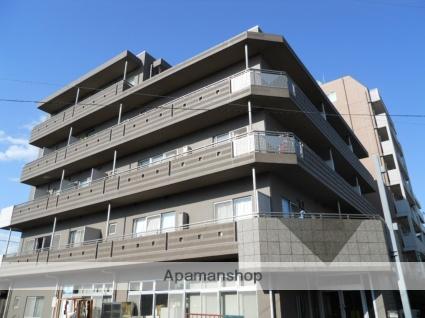 東京都大田区、蓮沼駅徒歩10分の築20年 5階建の賃貸マンション