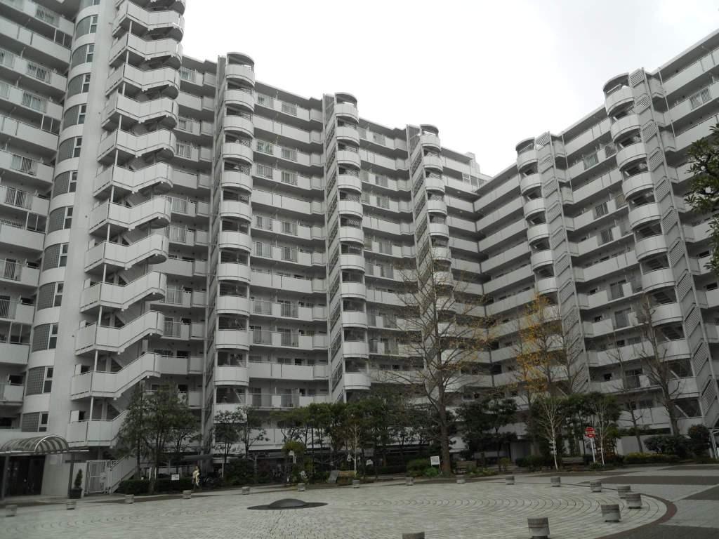 東京都大田区、下丸子駅徒歩19分の築29年 14階建の賃貸マンション
