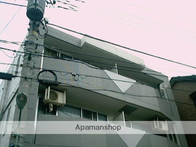 東京都品川区、西小山駅徒歩10分の築28年 4階建の賃貸マンション