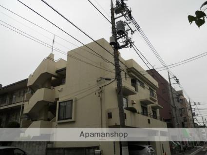 東京都大田区、千鳥町駅徒歩4分の築36年 3階建の賃貸マンション
