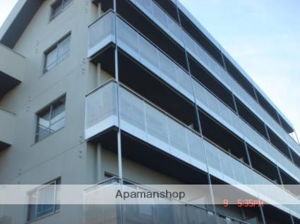 東京都大田区、蓮沼駅徒歩15分の築42年 5階建の賃貸マンション