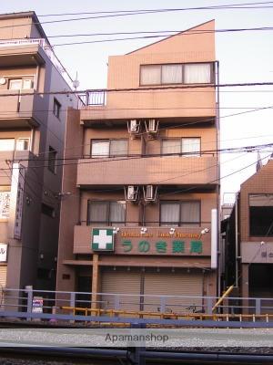東京都大田区、久が原駅徒歩11分の築18年 4階建の賃貸マンション