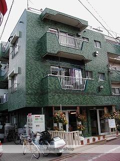 東京都大田区、千鳥町駅徒歩10分の築34年 4階建の賃貸マンション