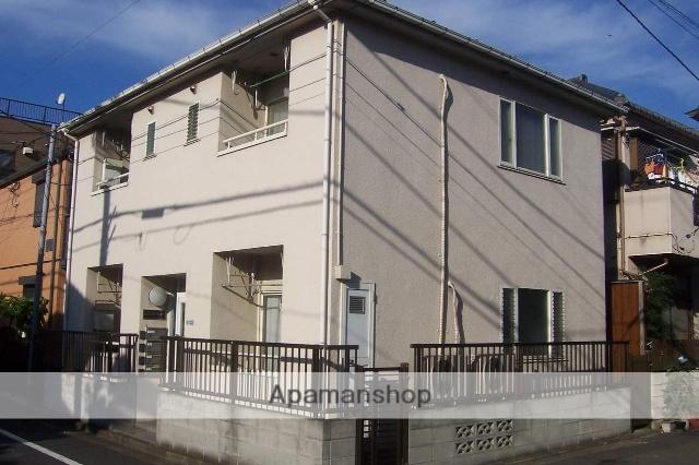 東京都大田区、千鳥町駅徒歩13分の築26年 2階建の賃貸アパート