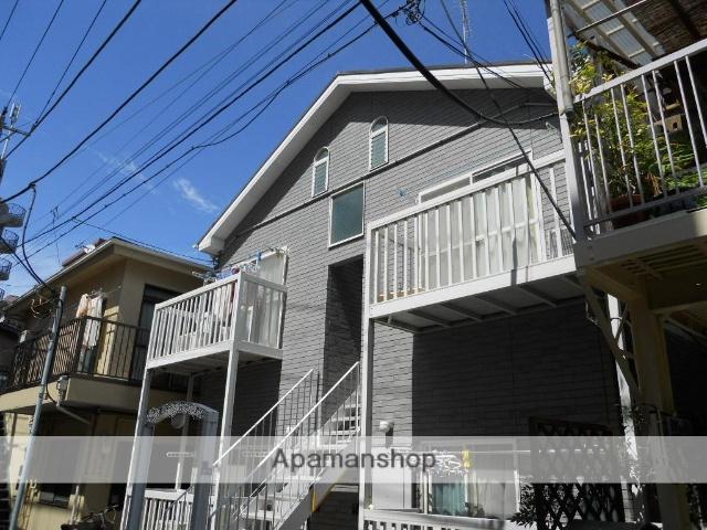 東京都大田区、下丸子駅徒歩12分の築19年 2階建の賃貸アパート