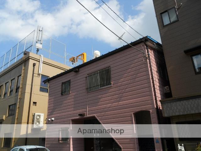 東京都大田区、千鳥町駅徒歩17分の築38年 2階建の賃貸アパート