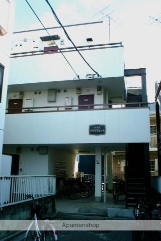 東京都足立区、扇大橋駅徒歩15分の築27年 3階建の賃貸マンション
