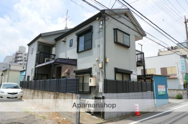 東京都足立区、大師前駅徒歩14分の築19年 2階建の賃貸アパート
