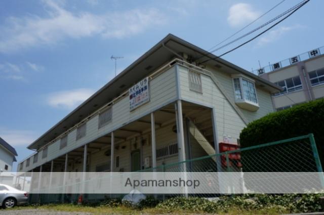 東京都足立区、西新井駅徒歩18分の築27年 2階建の賃貸アパート