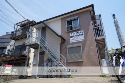 東京都足立区、大師前駅徒歩11分の築32年 2階建の賃貸アパート