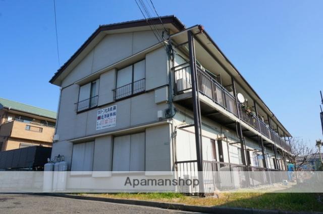 東京都足立区、大師前駅徒歩16分の築37年 2階建の賃貸アパート