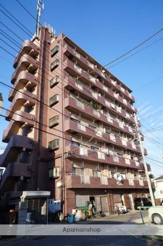 東京都足立区、大師前駅徒歩8分の築29年 8階建の賃貸マンション