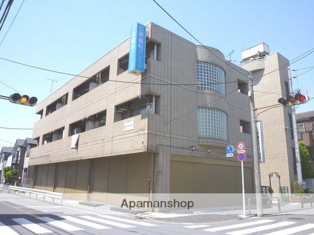東京都足立区、大師前駅徒歩13分の築30年 3階建の賃貸マンション