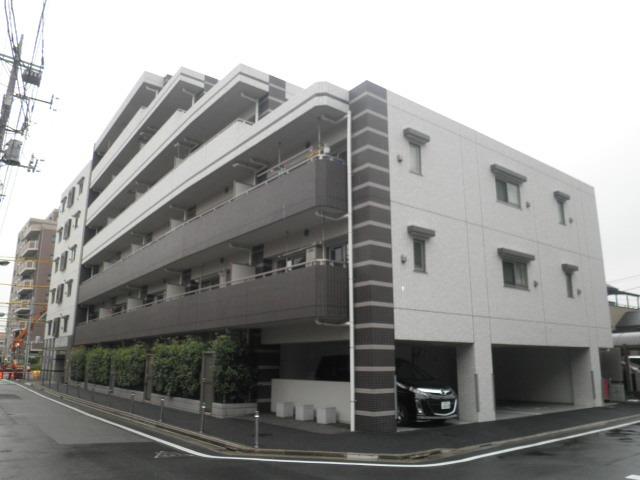 東京都足立区、綾瀬駅バス15分一ツ家二丁目下車後徒歩3分の築7年 6階建の賃貸マンション