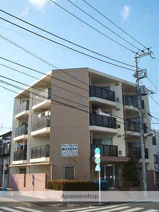 東京都足立区、西新井大師西駅徒歩21分の築39年 4階建の賃貸マンション