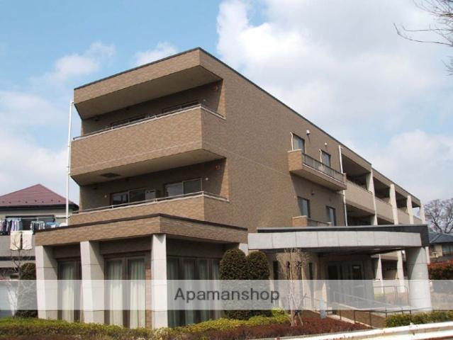 東京都足立区、竹ノ塚駅徒歩14分の築18年 3階建の賃貸マンション