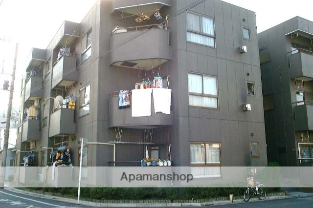 東京都足立区、西新井駅徒歩13分の築34年 3階建の賃貸マンション