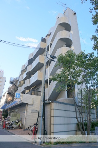 東京都足立区、西新井駅徒歩11分の築18年 5階建の賃貸マンション